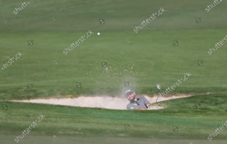 Editorial photo of Golf World Tour Championship in Dubai, United Arab Emirates - 22 Nov 2019