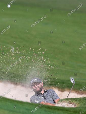 Editorial picture of Golf World Tour Championship in Dubai, United Arab Emirates - 22 Nov 2019