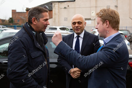 Editorial photo of Conservative Party General Election Campaigning, Peterborough, UK - 21 Nov 2019