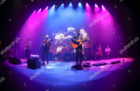 Editorial picture of The Avett Brothers In Concert - , Atlanta, USA - 21 Nov 2019