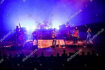 Editorial image of The Avett Brothers In Concert - , Atlanta, USA - 21 Nov 2019