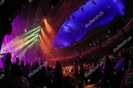Editorial photo of The Avett Brothers In Concert - , Atlanta, USA - 21 Nov 2019