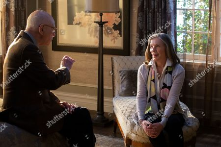 Alan Arkin as Norman Newlander and Susan Sullivan as Eileen