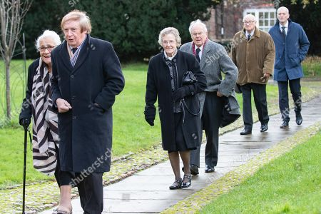The Funeral of Lord Brian Mawhinney