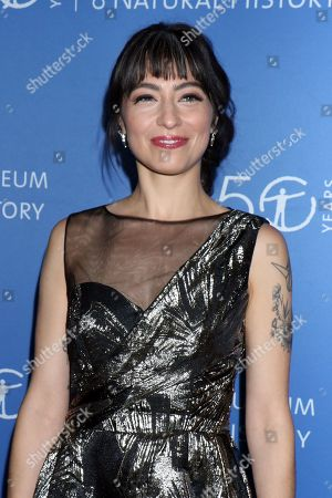 Editorial photo of American Museum of Natural History Annual Benefit Gala, Arrivals, New York, USA - 21 Nov 2019