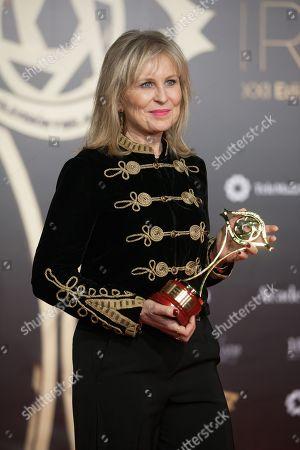 Editorial picture of Iris TV Awards, Madrid, Spain - 18 Nov 2019