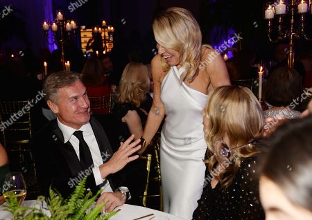 David Coulthard and guests