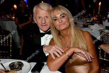 Gordon Strachan and Lesley Strachan