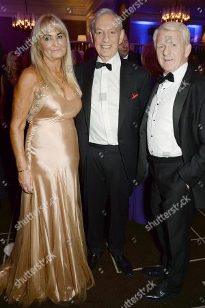 Lesley Strachan, Guest and Gordon Strachan
