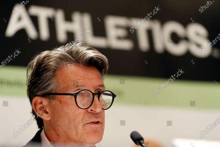 Editorial photo of IAAF Council meeting in Monaco - 22 Nov 2019
