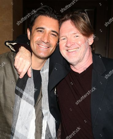 Gilles Marini and Donal Logue