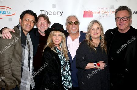 Gilles Marini, Donal Logue, Rosanna Arquette, Bruce Singer, Kelly Stone and Tom Arnold