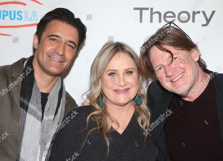 Gilles Marini, Kelly Stone and Donal Logue