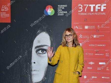 Cristina Comencini attends the inauguration of the 37th Torino Film Festival in Turin, Italy, 22 November 2019. The festival runs from 22 to 30 November 2019.