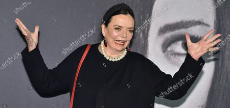 Barbara Steele attends the inauguration of the 37th edition of the Torino Film Festival in Turin, Italy, 22 November 2019. The festival runs from 22 to 30 November 2019.