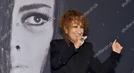 Anna Mazzamauro attends the inauguration of the 37th edition of the Torino Film Festival in Turin, Italy, 22 November 2019. The festival runs from 22 to 30 November 2019.