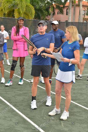 Editorial photo of 30th annual Chris Evert Pro-Celebrity Tennis Classic, Boca Raton, USA - 22 Nov 2019