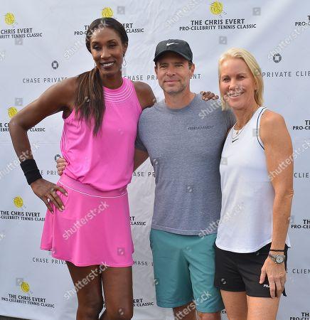 Editorial image of 30th annual Chris Evert Pro-Celebrity Tennis Classic, Boca Raton, USA - 22 Nov 2019