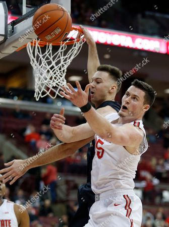 Editorial photo of Purdue Fort Wayne Ohio St Basketball, Columbus, USA - 21 Nov 2019