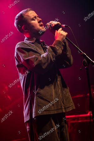 Editorial picture of Maverick Sabre in concert at O2 Shepherd's Bush Empire, London, UK - 22 Nov 2019
