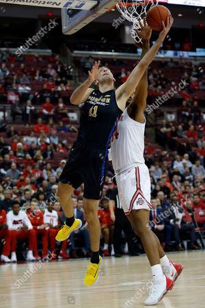 Editorial picture of Purdue Fort Wayne Ohio St Basketball, Columbus, USA - 21 Nov 2019