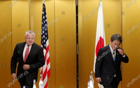 Editorial image of G20 Aichi-Nagoya Foreign Ministers' Meeting, Japan - 23 Nov 2019