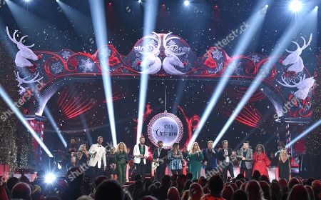 Editorial photo of CMA Country Christmas Show, Nashville, USA - 25 Sep 2019