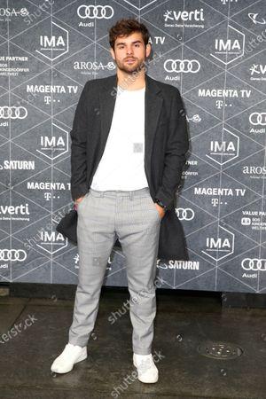Editorial photo of International Music Awards, Arrivals, Berlin, Germany - 22 Nov 2019