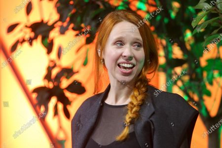 Stock Image of Holly Herndon