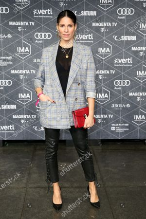 Editorial picture of International Music Awards, Arrivals, Berlin, Germany - 22 Nov 2019