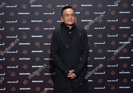 "Taiwanese actor Chen Yi-wen arrives at the 56th Golden Horse Awards in Taipei, Taiwan, . Chen is nominated for Best Leading Actor for the film ""A Sun"" at this year's Golden Horse Awards -one of the Chinese-language film industry's biggest annual events"