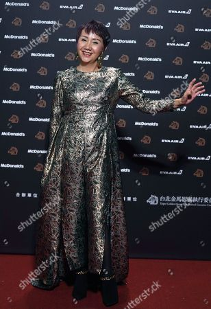 Editorial picture of Golden Horse Awards, Taipei, Taiwan - 23 Nov 2019