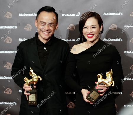 Editorial picture of 56th Golden Horse Awards in Taipei, Taiwan - 23 Nov 2019