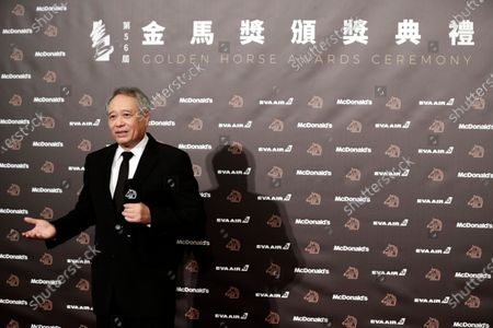 Editorial image of 56th Golden Horse Awards in Taipei, Taiwan - 23 Nov 2019