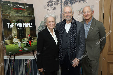 Glenn Close, Jonathan Pryce, Victor Garber