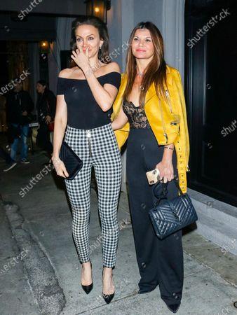 Layla Louise and Danielle Vasinova