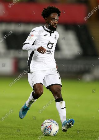 Nathan Dyer of Swansea City.