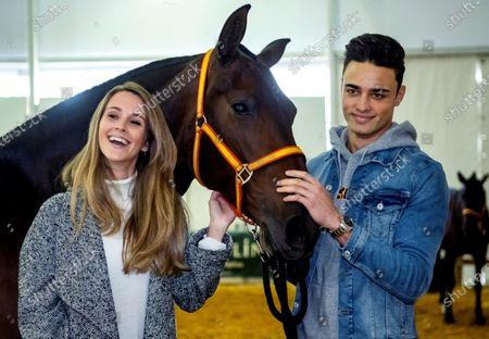 Editorial image of SICAB Equestrian Trade Show in Sevilla, Spain - 23 Nov 2019