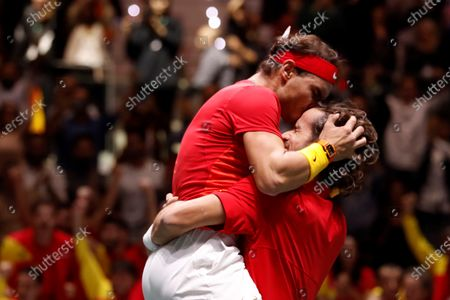 Editorial photo of Davis Cup Madrid Finals, Spain - 23 Nov 2019