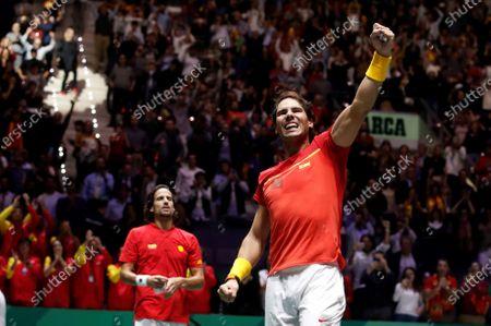 Editorial image of Davis Cup Madrid Finals, Spain - 23 Nov 2019