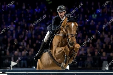 Editorial image of Longines Global Champions Tour Super Grand Prix, Prague, Czech Republic - 23 Nov 2019