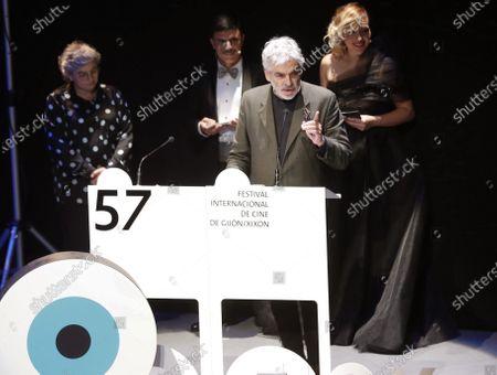 Editorial image of Closing gala of the 57th Gijon International Film Festival, Oviedo, Spain - 23 Nov 2019