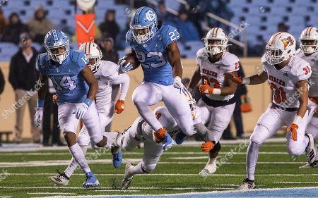 Editorial picture of Mercer North Carolina Football, Chapel Hill, USA - 23 Nov 2019