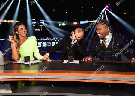 Editorial picture of Fox Sports PBC Fight Night, Boxing, Las Vegas, USA - 23 Nov 2019