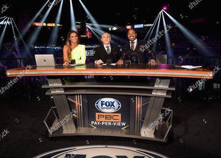 Editorial image of Fox Sports PBC Fight Night, Boxing, Las Vegas, USA - 23 Nov 2019