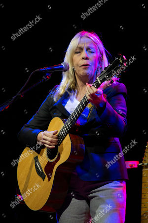 Editorial picture of Rickie Lee Jones in concert at Fabrique, Milan, Italy - 15 Nov 2019