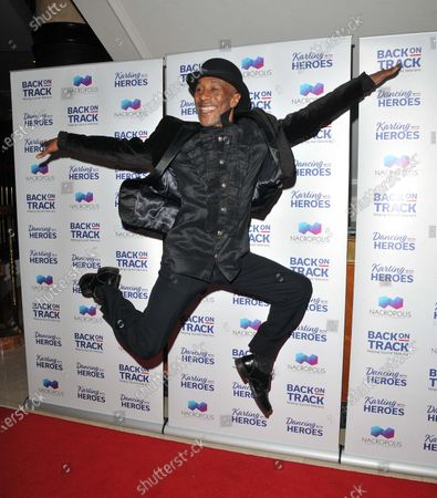 Stock Image of Danny John-Jules