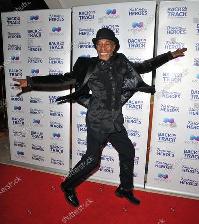 Stock Photo of Danny John-Jules