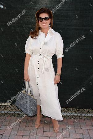Stock Picture of Tanya Callau