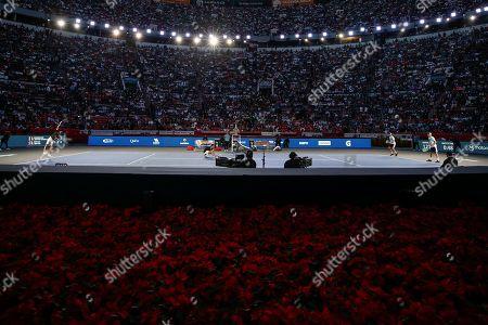 Editorial photo of Tennis, Mexico City, Mexico - 23 Nov 2019